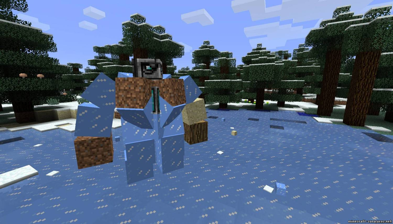 Мод mo'creatures для minecraft 1. 4. 7.
